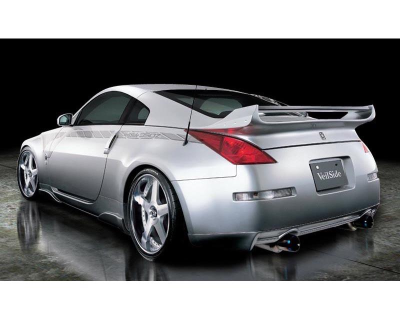 VeilSide 2003-2005 Nissan 350Z Fairlady Z Z33 Ver. I Model FRP Complete Kit - AE068-1