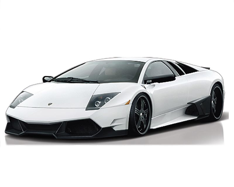 Veilside Premier 4509 Body Kit Lamborghini Murcielago Lp640 06 10
