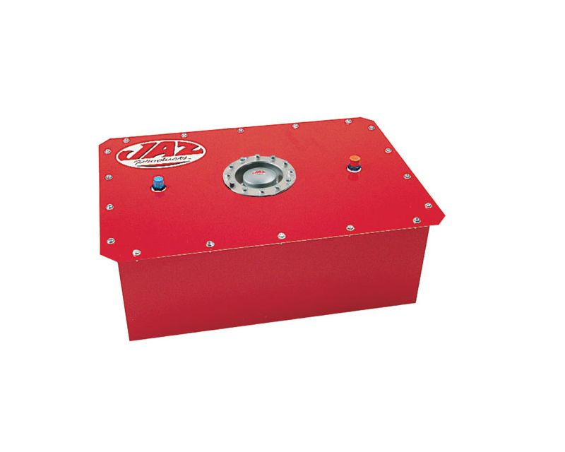 JAZ 32 gal Pro Sport Fuel Cell with Recessed Cap 21x21x39 with -8AN Outlet  and Foam