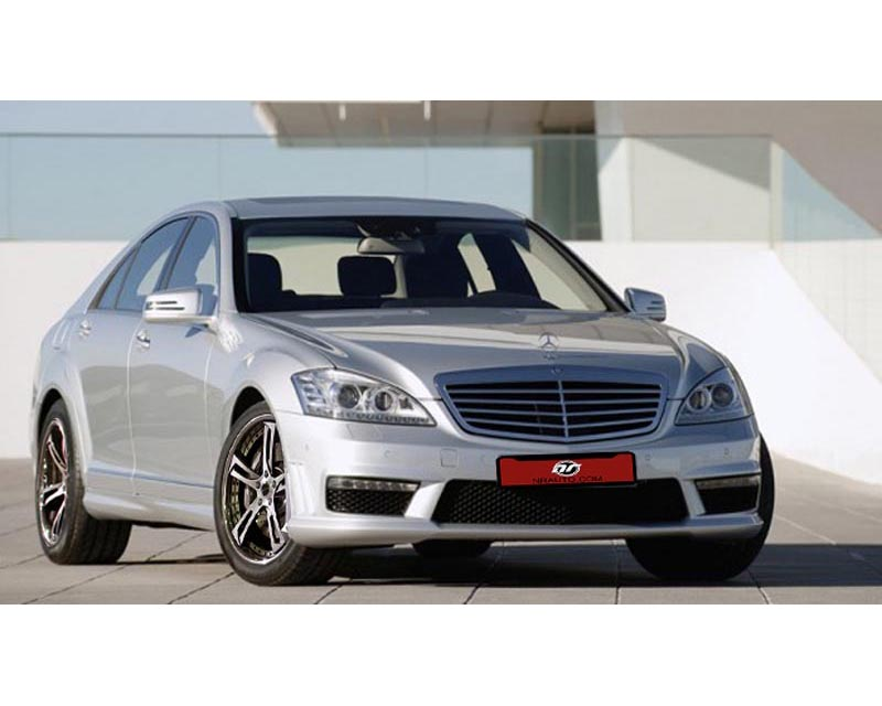 NR Auto 2013 Style Facelift Headlights Mercedes S-Class W221 S550/S63 2006-2013 - 6700-HL
