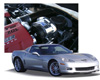 Image of ProCharger H.O. Intercooled Supercharger System Chevrolet Corvette Z06 06-12