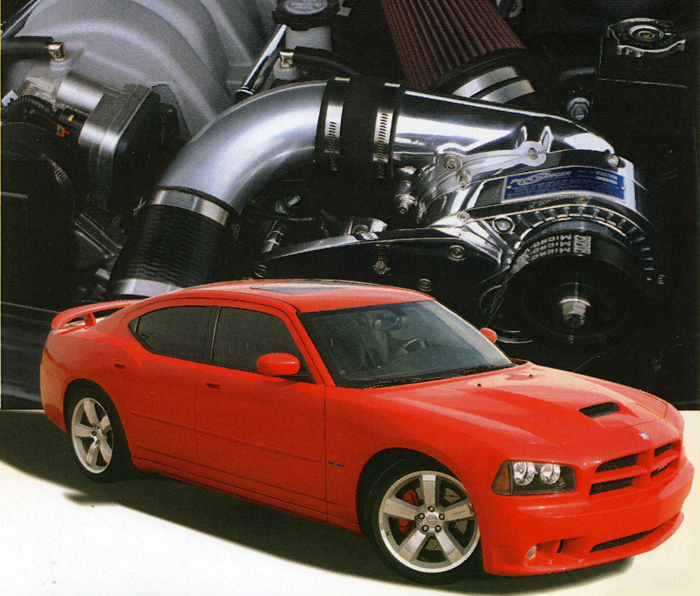08 Dodge Charger For Sale: ProCharger H.O. Intercooled Supercharger System Dodge