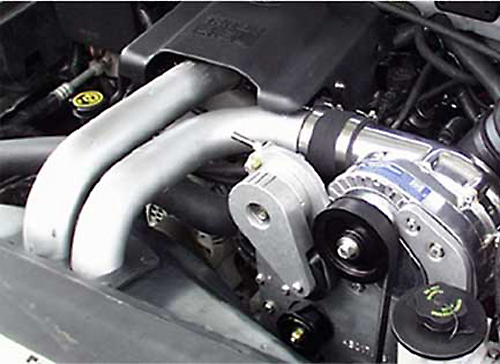 ProCharger High Output Intercooled Supercharger System Ford F-150 4.6L 2V 97-03 - 1FH211-SCI