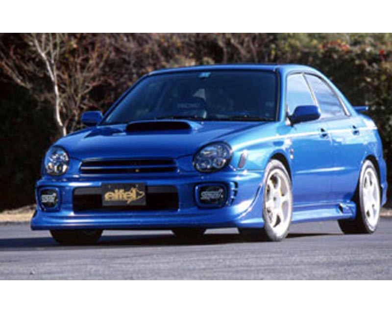Prova Side Skirts Pair Subaru WRX   STi - PRVSSWRX