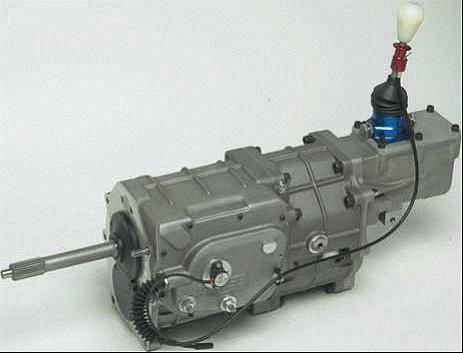 Quaife Heavy Duty Sequential Gearbox Straight Gears Dodge Viper 6spd RWD 92-02 - QBE33G-S