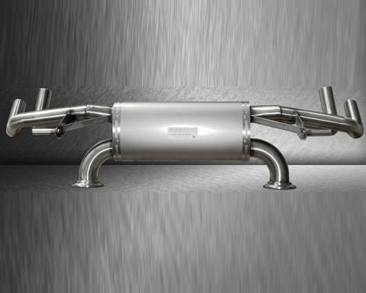 Quicksilver Titan Sport Titanium Exhaust System Lamborghini Gallardo LP570-4 10-13