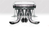 Quicksilver Sport Titanium Exhaust Bugatti Veyron 16.4L 05-13