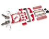 Rancho Suspension System 4in Lift Ford Expedition 4WD 5.4L 97-98