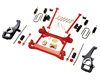 Rancho Suspension System without Dual Shock Option 3in-2in Lift Dodge Ram 1500 00-01