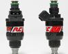 Image of RC Peak Hold Denso Style Top Feed 1000cc Injectors Mitsubishi EVO VIII IX 03-08