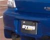 Image of Syms Racing Team Rear Bumper Subaru STI and WRX 05-06