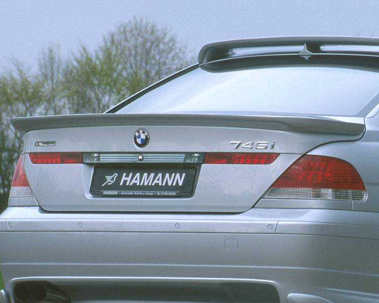 Hamann Rear Spoiler BMW 7 Series 05-08 - 10 001 130