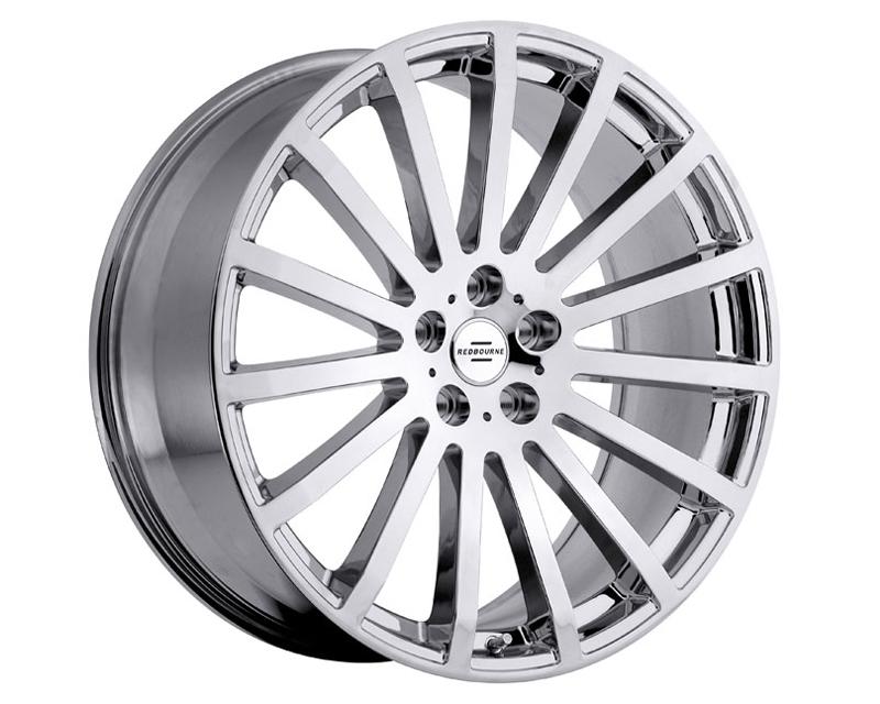 Redbourne Dominus Chrome Wheel 22x9.5 5x120 32mm - RB-2295RDM325120C72