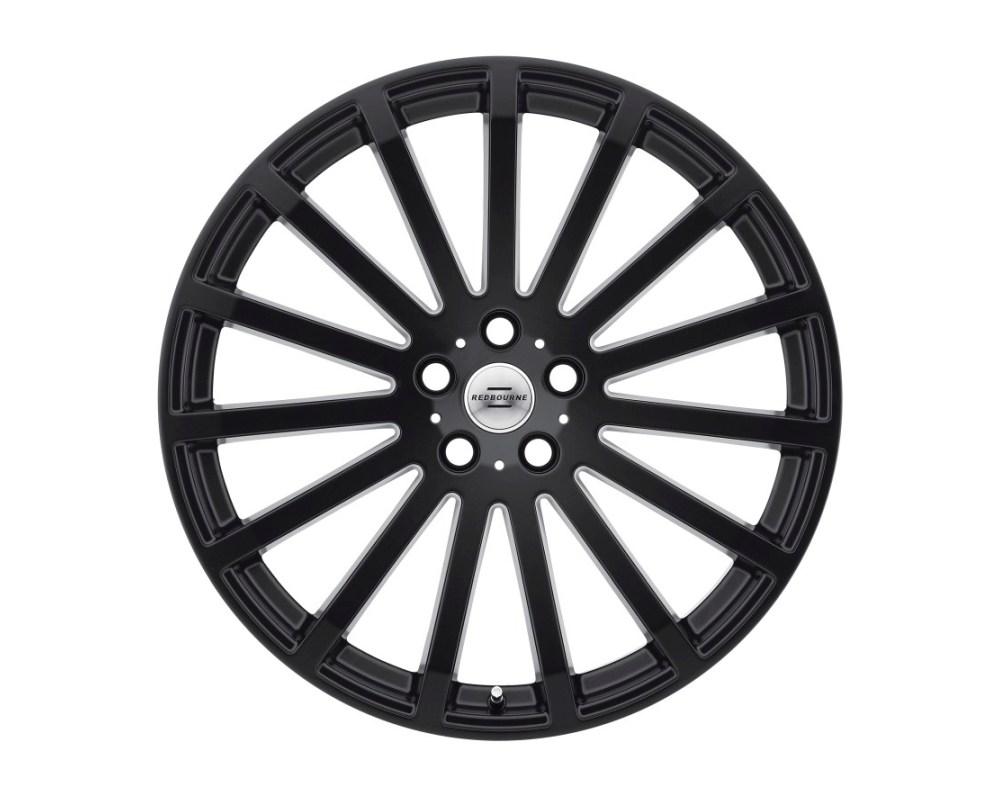 Redbourne Dominus Matte Black Wheel 22x9.5 5x120 32mm - RB-2295RDM325120M72