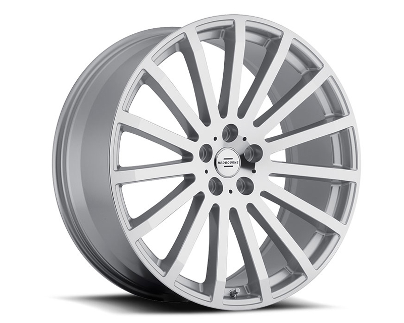 Redbourne Dominus Silver with Mirror Cut Face Wheel 20x9.5 5x120 32mm - RB-2095RDM325120S72