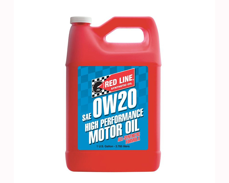 Image of Red Line 0W20 Motor Oil - 41Gallon