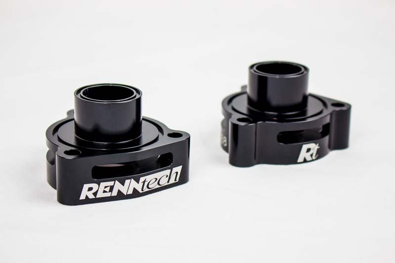 RENNtech Blow Off Valve Adapter Mercedes Benz E63 AMG 4 0L V8 BiTurbo 17-18