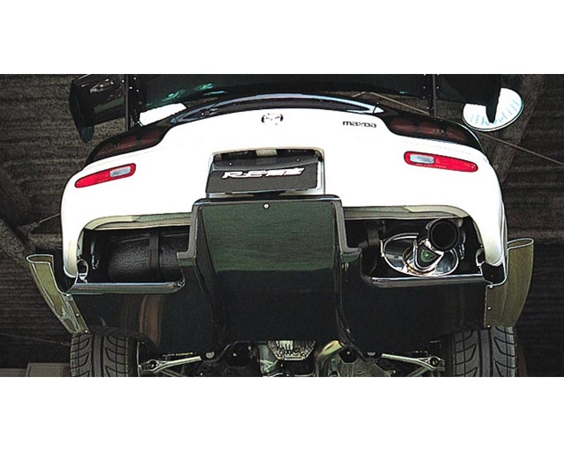 Re-Amemiya Pro Carbon Rear Diffuser Mazda RX-7 93-02