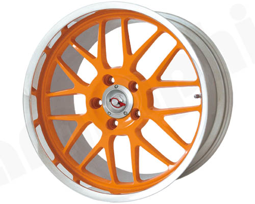 Cargraphic Champion Forged Ultra-Lightweight Motorsport RG5 Wheel 18x11.5 ET44