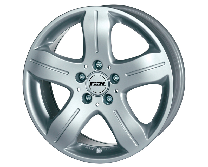 Rial DF Wheels 17x8 5x112 +48