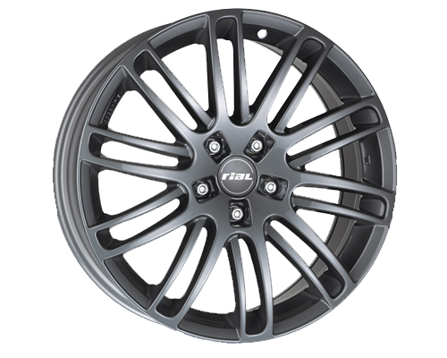 Rial Wheels and Tires