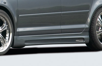 Rieger Carbon Look Side Skirts Audi A3 8P Sportback 05-08 - R 99012-13