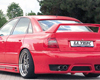 Rieger New Design Rear Bumper w/o Gills Audi A4 B5 Sedan Euro 95-01 - R 55046