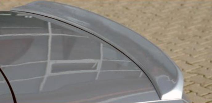 Rieger Rear Deck Lid Spoiler Audi A4 B6 Type 8E Cabrio 02-05 - R 55249