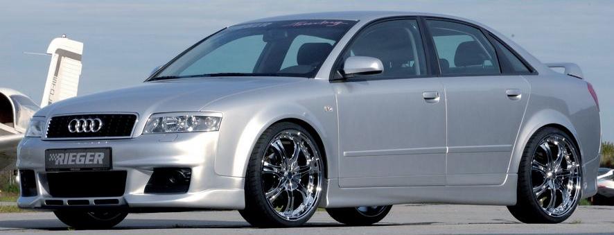 Audi a4 b6 Type 8e 02 05