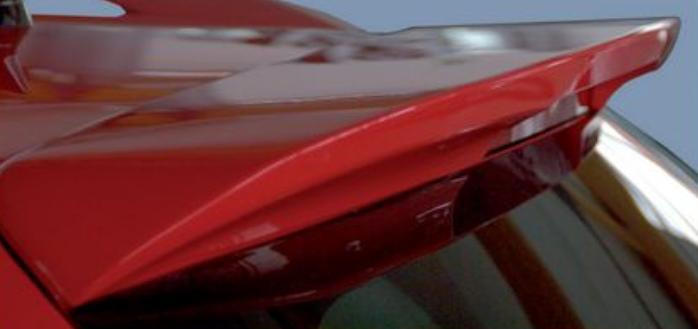 Rieger Rear Roof Spoiler Audi A4 B7 Type 8E Avant 05-08 - R 55229