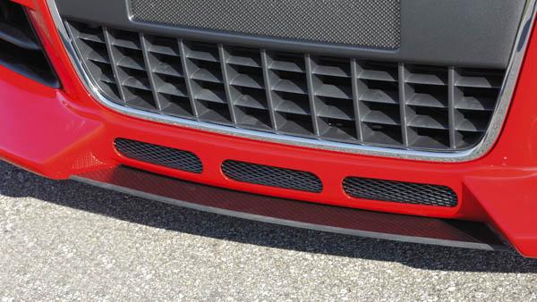 Rieger DTM Front Splitter for Front Spoiler Audi A4 B7 Type 8E S-Line 05-08 - R 55231