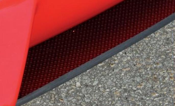 Rieger Carbon Look DTM Front Splitter for Front Spoiler Audi A4 B7 Type 8E S-Line 05-08 - R 99042
