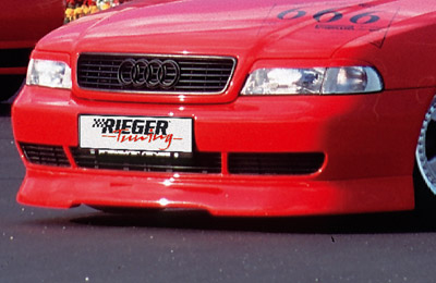 Rieger infinity front lip spoiler audi a4 b5 95 99 for Mercedes benz b5 service cost