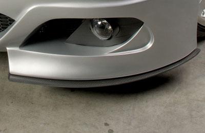 Rieger Front DTM Splitter for Bumper BMW 5 Series E60 04-08 - R 53613