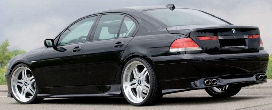 Rieger Side Skirts BMW 7 Series E65 03-05 - 240246