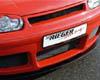 Rieger DTM Bended Splitter for RS4 Look Front Bumper Volkswagen Golf IV 99-05 - R 59023