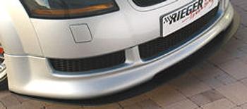 Rieger DTM Straight Front Splittler for Infinity Front Spoiler Audi TT 8N 00-06 - R 55102