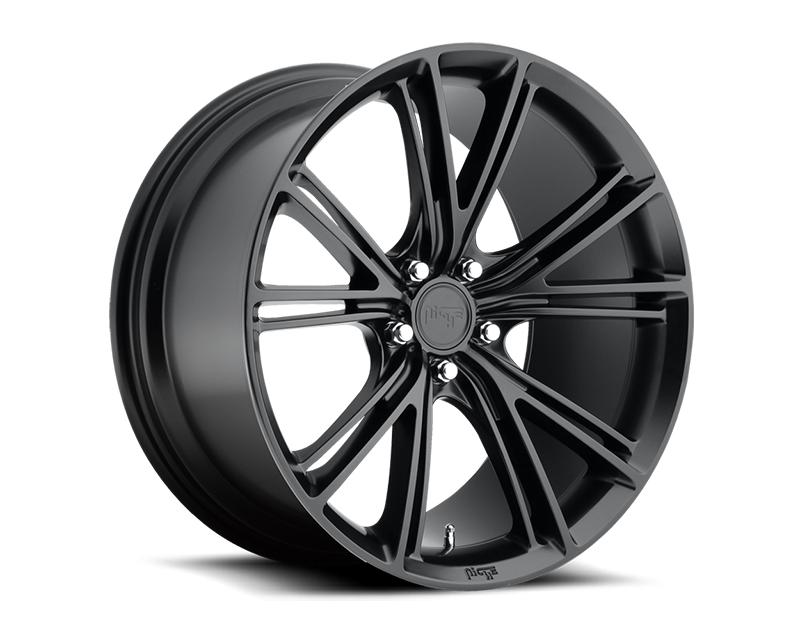 Niche Ritz M144 Black Chrome Wheel 20x9 5x120 +35mm - M144209011+35