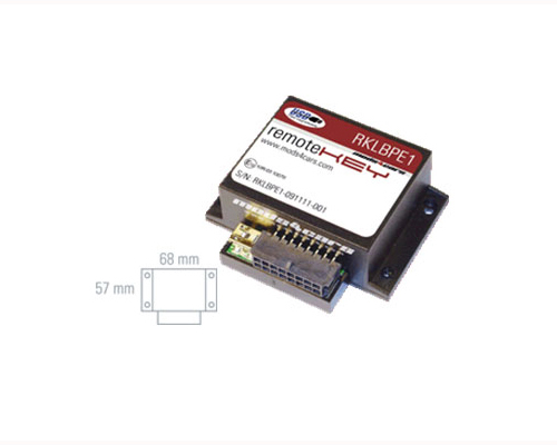 SmartTOP RemoteKEY Control Porsche 987 Boxster 05-12