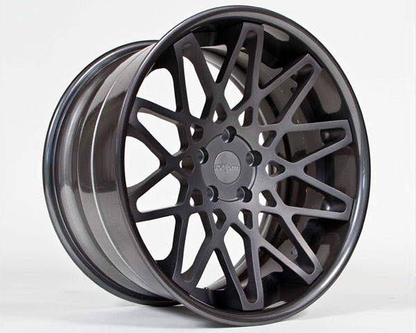 Rotiform BLQ Forged 3-Piece Concave Wheel 22 Inch