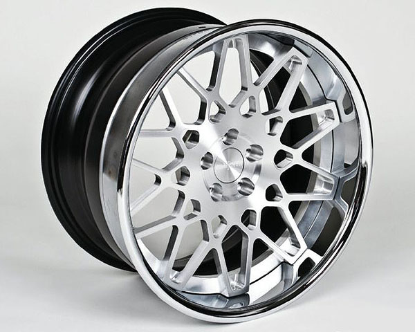 Rotiform BLQ Forged 3-Piece Concave Wheel 24 Inch