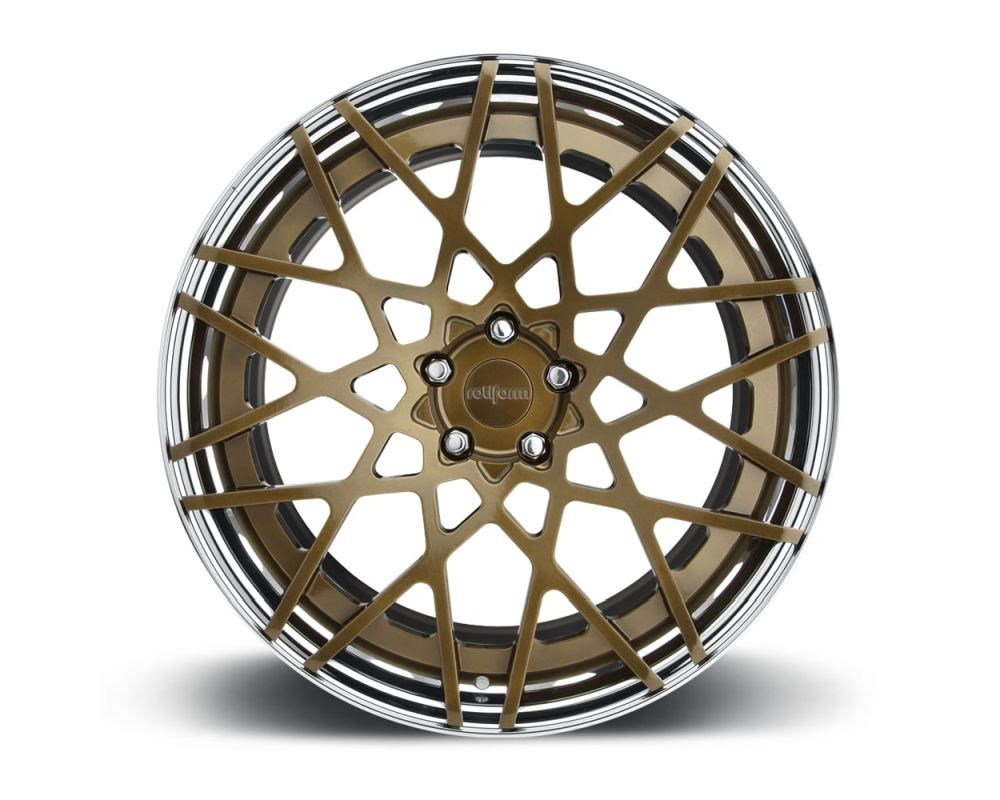 Rotiform BLQ Forged 3-Piece Classic Wheel 21 Inch