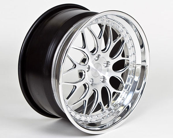 Rotiform DAB Forged 3-Piece Classic Wheel 21 Inch
