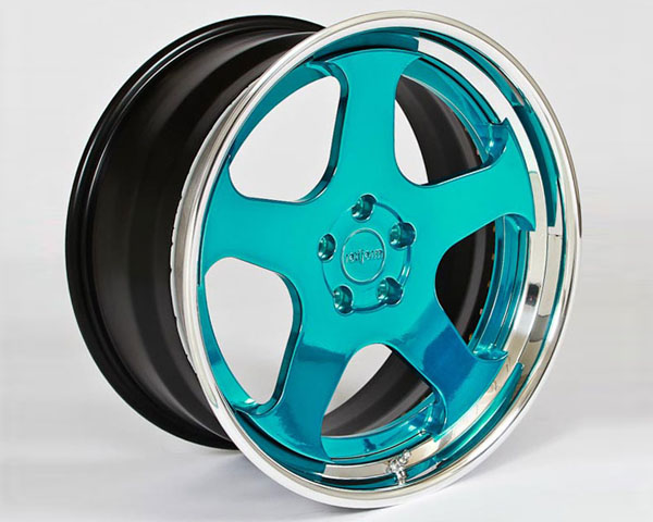 Rotiform NUE Forged 3-Piece Concave Wheel 21 Inch