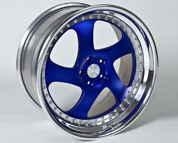 Rotiform TMB Forged 3-Piece Classic Wheel 21 Inch