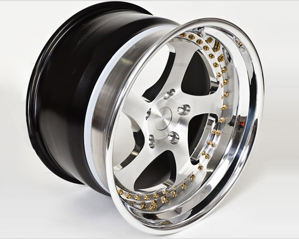 Rotiform TMB Forged 3-Piece Convex Wheel 19 Inch