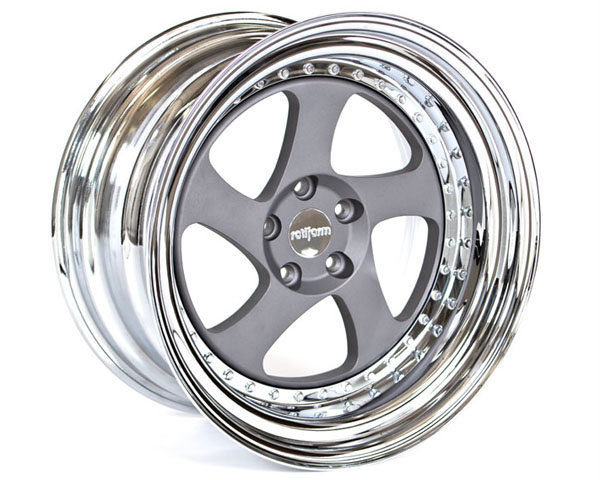 Rotiform TMB Forged 3-Piece Race Wheel 13 Inch