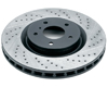 Image of Rotora Front Right and Left Drilled Slotted Rotor Dodge Viper SRT10 03-14