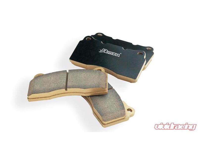 Rotora Rear H2 Ceramic Brake Pads Mazda 6 06-07 - RP.11610