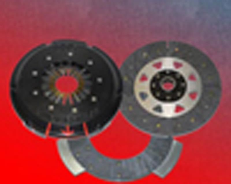 Image of RPS 21lbs Billet Strapless Single Disk Carbon Clutch with Aluminum Fly BMW E30 M3 87-91